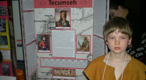 Eric's Tecumseh