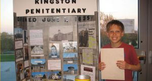 Brayden's project Kingston Penitentiary