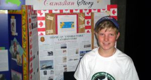 Ezra - Titanic: An Unforgettable Canadian Story